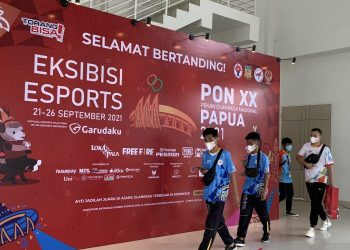 188 Atlet Esport Siap Berlaga di PON Papua