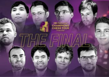 $300k Meltwater Champions Chess Tour Finals set for lift-off!