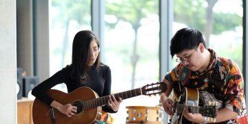 Dua Empat Music Alvin Ghazalie Dan Misi Lesar. Foto @duaempatmusic