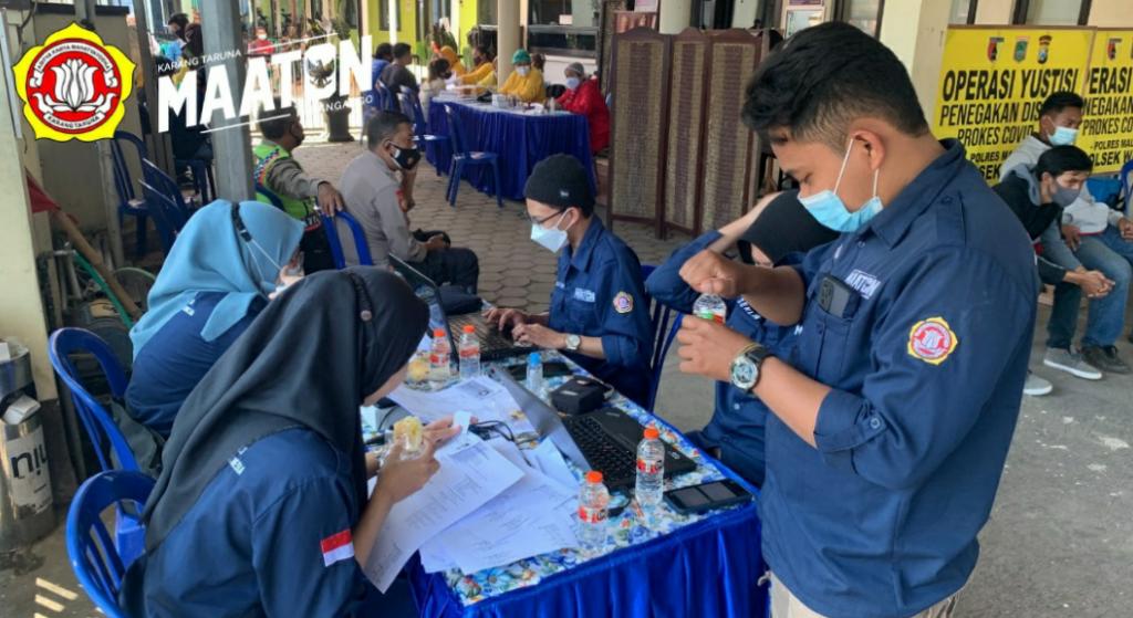 Masa Pandemi Tak Halangi Karang Taruna Maaton Desa Parangargo Untuk Produktif 3