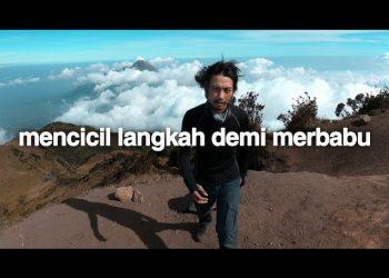 Sebuah Jurnal Berjalan Perlahan (gunung Merbabu, Jawa Tengah)