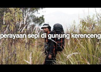 Sebuah Jurnal Di Kesunyian (gunung Kerenceng, Jawa Barat)