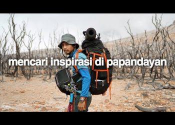 Sebuah Jurnal Ide Berkeliaran (gunung Papandayan, Jawa Barat)