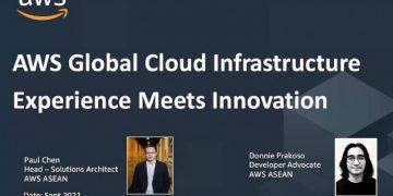 Buka region Indonesia, AWS dorong percepatan transformasi digital