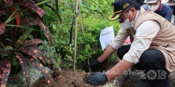 Bung Edi Galakkan Penghijauan Wilayah Wonokoyo - Pemerintah Kota Malang