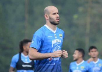 Cetak Gol Kemenangan, Rashid Senang Persib Kian Dekati Pemuncak Liga 1