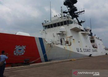 Coast Guard AS: Perairan Indo-Pasifik harus bebas, terbuka