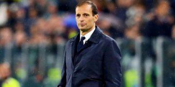 Ditahan Imbang AC Milan, Allegri Kirim Sumpah Serapah ke Skuat Juventus