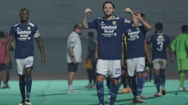 Dua Bintang Absen, Ini 24 Pemain Persib Untuk Liga 1 2021 Seri Kedua
