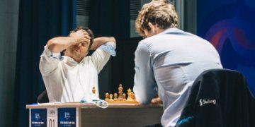 FIDE World Cup 6.1: Carlsen & Shankland take lead