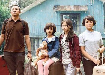Gambar Keluarga Cemara