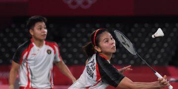 Greysia/Apriyani melaju ke semifinal Olimpiade Tokyo