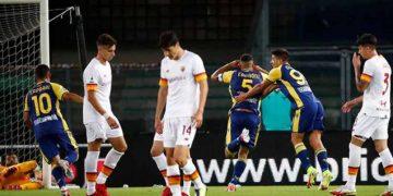 Hasil Hellas Verona vs AS Roma: I Giallorossi Bertekuk Lutut