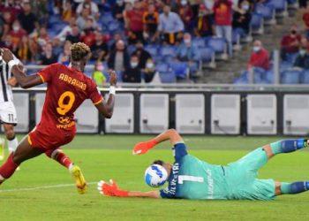 Hasil Pertandingan Liga Italia AS Roma vs Udinese