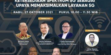 Indonesia 5G Conference: Ketersediaan Spektrum Sebagai Upaya Memaksimalkan Layanan 5G - Selular.ID