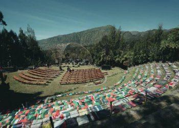 Jadi yang Pertama di Jatim, Festival Jazz Gunung di Bromo Diharap Menjadi Motivasi