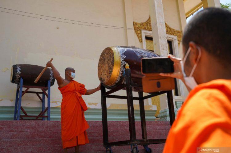 """Kamboja akan """"lockdown"""" area perbatasan dengan Thailand"""