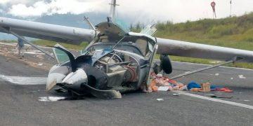 Kecelakaan Pesawat Cargo Smart Air di Ilaga, Pilot Meninggal