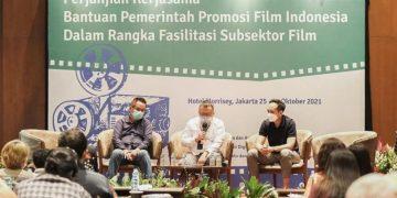 Kemenparekraf tetapkan 22 rumah produksi raih bantuan promosi film