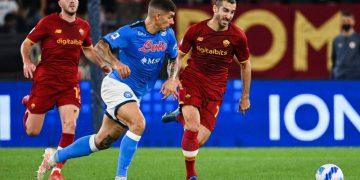 Laga AS Roma lawan Napoli berakhir imbang tanpa gol
