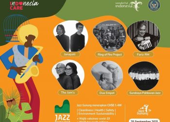 Line Up Jazz Gunung Bromo 2021
