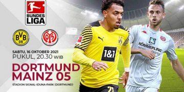 Link Live Streaming Bundesliga Jerman: Borussia Dortmund vs Mainz 05