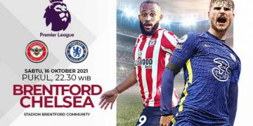 Link Live Streaming Pertandingan Liga Inggris: Brentford vs Chelsea