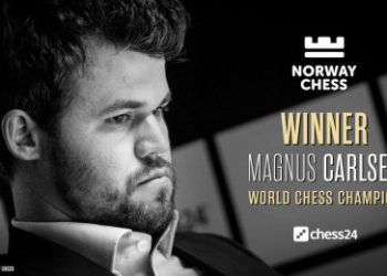 Magnus Carlsen wins 4th Norway Chess title