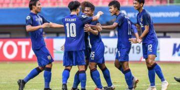 Main di Ketinggian 1350 Mdpl, Timnas Thailand U-23 Gagal Menang