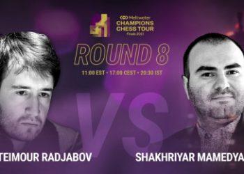 MCCT Finals 8: Radjabov overtakes So