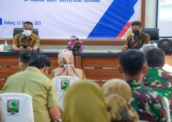Menkes Minta Sumatera Barat Tingkatkan Vaksinasi COVID-19