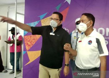 Menpora Amali dapat apresiasi Wapres soal pelaksanaan PON Papua