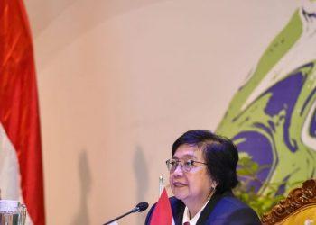 Menteri LHK tekankan Delri harus tunjukkan antar-sektor solid di COP26