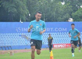 Mulai Bugar Lagi, Sriwijaya FC Berharap Banyak pada Striker Veteran Ini