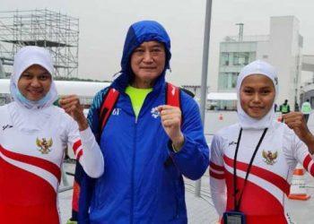 Mutiara Rahma/Melani Putri Gagal Bawa Pulang Medali di Dayung Olimpiade