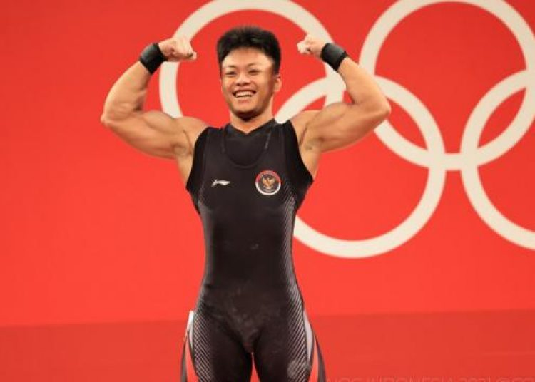 Olimpiade Tokyo: Raih Perunggu, Rahmat Erwin Terinspirasi Windy Cantika