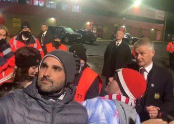 Pasca Man United Dibantai Liverpool, Solskjaer Malah Asyik Selfie