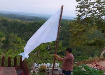 Pelaku wisata jual objek wisata Gunung Kuniran di Kulon Progo