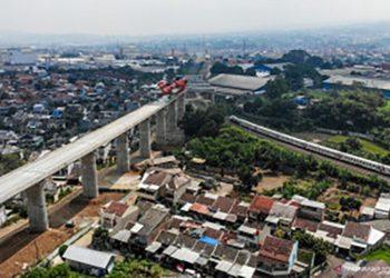 Pembangunan kereta cepat Jakarta-Bandung bakal pacu ekspansi bisnis