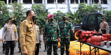 Pemetaan Mitigasi Bencana Kota Surabaya Fokus ke Pesisir