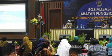 Pemkot Malang Kumpulkan Tenaga Pendidik Jabatan Fungsional - Pemerintah Kota Malang