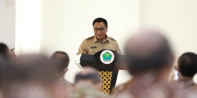 Pemkot Malang Terima Kunker Pemkot Yogyakarta - Pemerintah Kota Malang