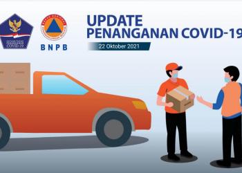 Percepatan Penanganan COVID-19 di Indonesia (Update per 22Oktober 2021) - Berita Terkini