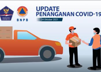 Percepatan Penanganan COVID-19 di Indonesia (Update per 24Oktober 2021) - Berita Terkini