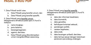 PERLINDUNGAN DATA PRIBADI DI INDONESIA: PROBLEM DAN USULAN SSO (SINGLE SIGN ON)