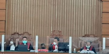 "PN Jaksel gelar sidang lanjutan kasus ""unlawfull killing"" laskar FPI"
