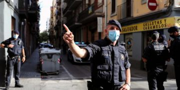 Polisi Spanyol, Italia tangkap 106 orang dalam penyergapan mafia