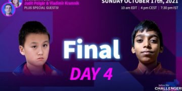 Praggnanandhaa and Yoo storm into final