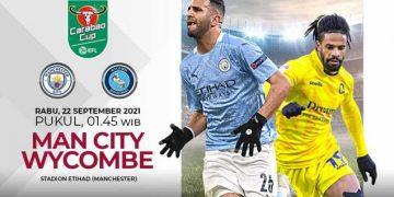 Prediksi Pertandingan Carabao Cup Man City vs Wycombe: Menang Mudah