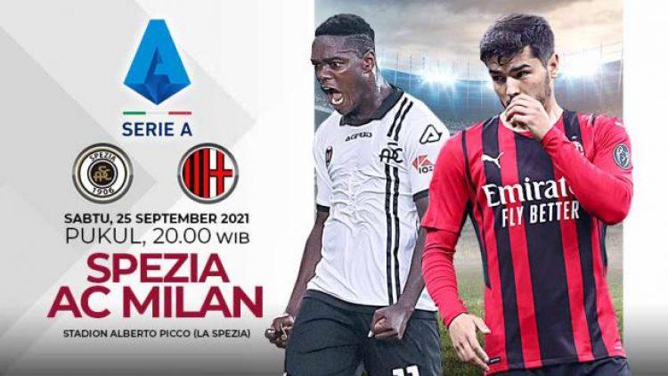 Prediksi Pertandingan Liga Italia: Spezia vs AC Milan